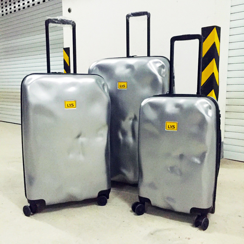 Online Buy Wholesale personalized rolling luggage from China ...