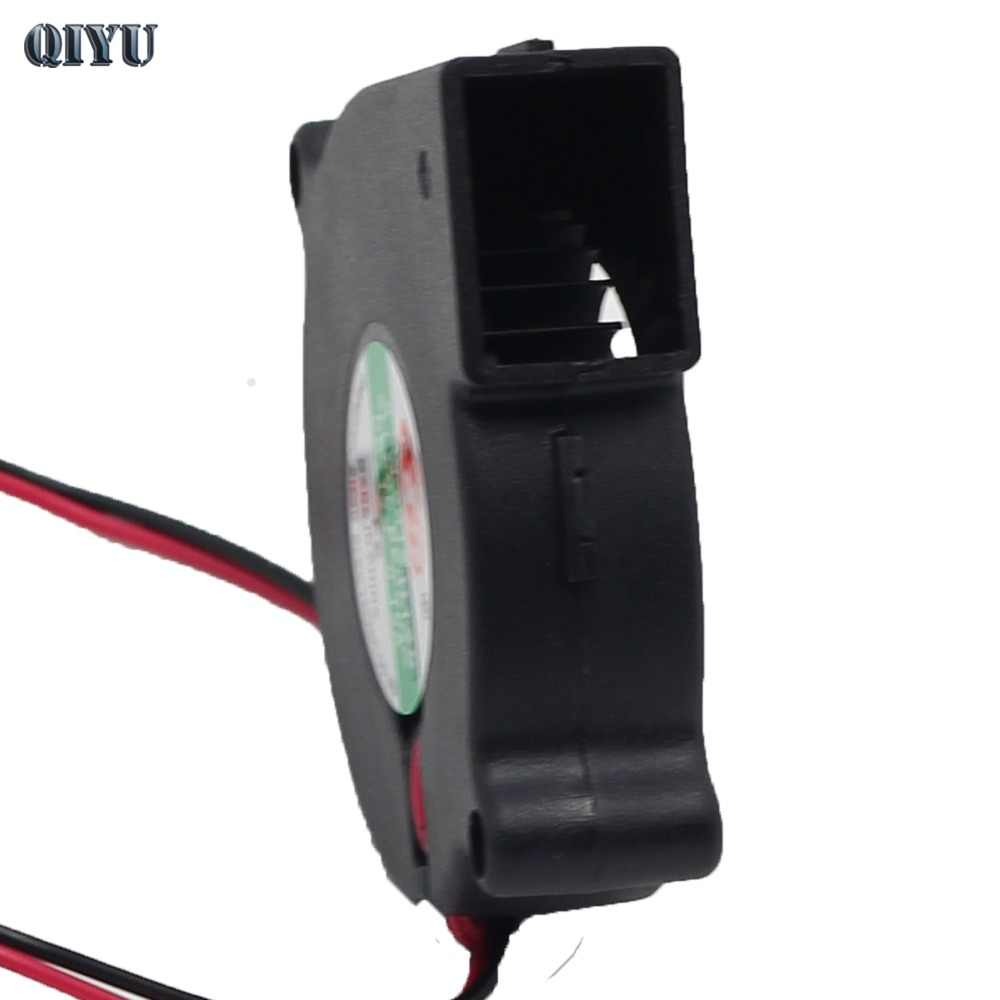small resolution of  5015 dc 12v air blower 5cm turbo blower humidifier fan speed 5500rpm