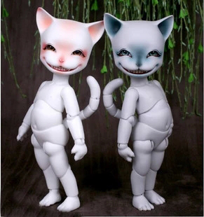 1 6bjd Cheshire Wretched Cat Doll