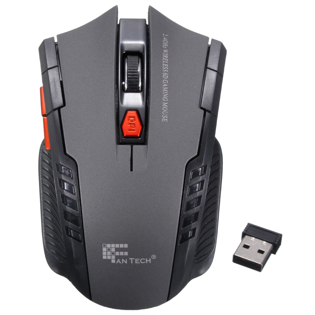 New 2 4ghz mini portable wireless mouse usb optical 2000dpi adjustable professional game gaming mouse mice
