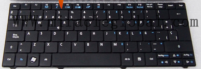 top 10 most popular keyboard acer za3 list and get free