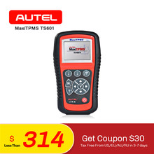 цена на AUTEL TS601 MaxiTPMS Tool OBD2 Scanner Code Reader Sensor Relearn Reset  Automotive Activate ECU Reprogramming Diagnostic tool