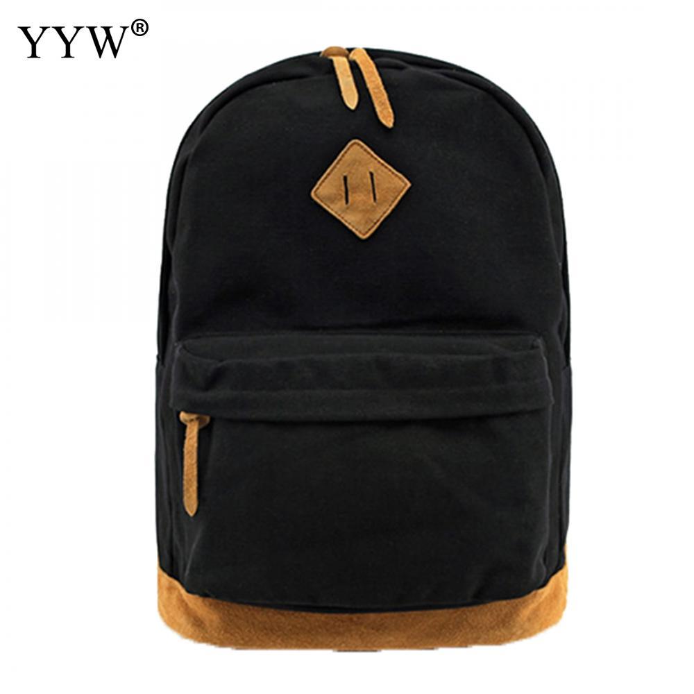 Vente chaude noir hommes en Nylon sac à dos grande capacité hommes sac à dos avec fermeture éclair classique mâle bleu sac d'école et sacs à dos de voyage