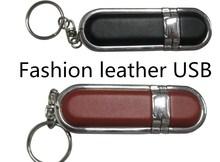 Fashion bracelet leather usb flash drive 64GB pen drive 32GB pendrive real capacity memory stick disk 128GB 16GB storage devic