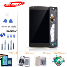 все цены на Sinbeda For OnePlus One LCD Screen A0001 LCD Display Touch Screen Digitizer For oneplus one Display онлайн