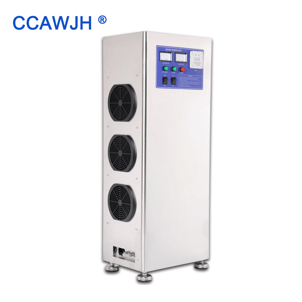 Pflichtbewusst 30g Keramik Rohr Ozon Maschine Luftgekühlte Mit Build-in Luftpumpe Für Luft Sterilisation Schrank Desinfektion Mit Recylic Timer Großgeräte