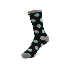 ladies grey dot calcetines mujer calze donna calzini donna chaussette femme hosiery meia feminina skarpetki socks women cotton