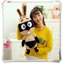 Rabbit plush doll cute stuffed animals with big eyes soft toys kawaii pillow fluffy bunny baby toys valentine day gifts