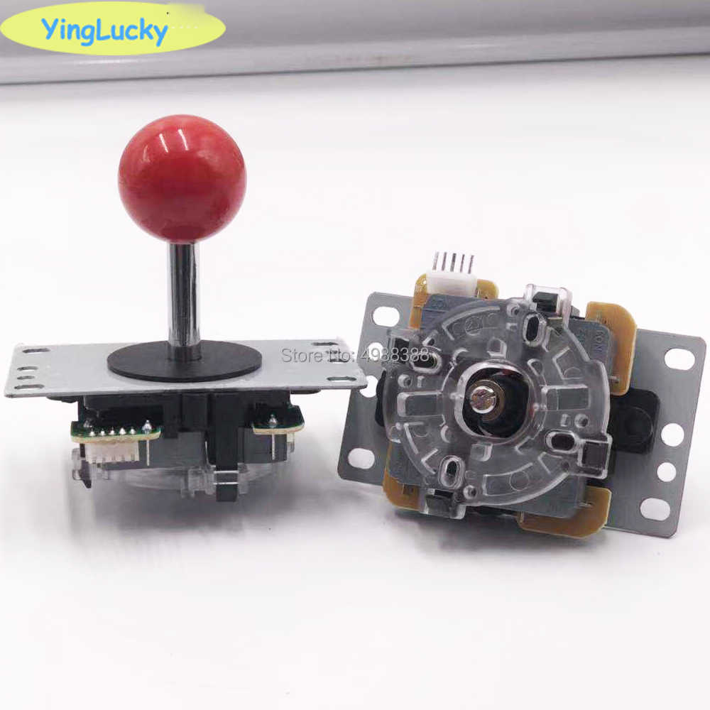 1pcs arcade joystick copy sanwa 8YT joystick 5pin joystick diy arcade joystick pc game accessories