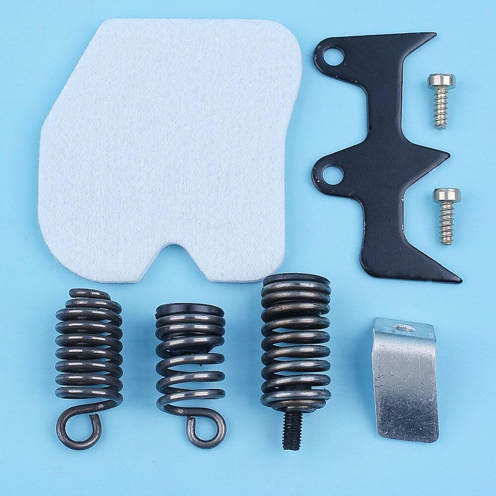 Vibration Isolator Spring Mount Felling Dog Bumper Spike Set For Jonsered CS2234 CS2238 S CS 2234 2238 Chainsaw 545033901