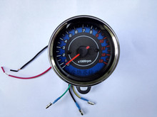 Car modification accessories electronic sensor tachometer 13000 transformation with D-color electronic instruments