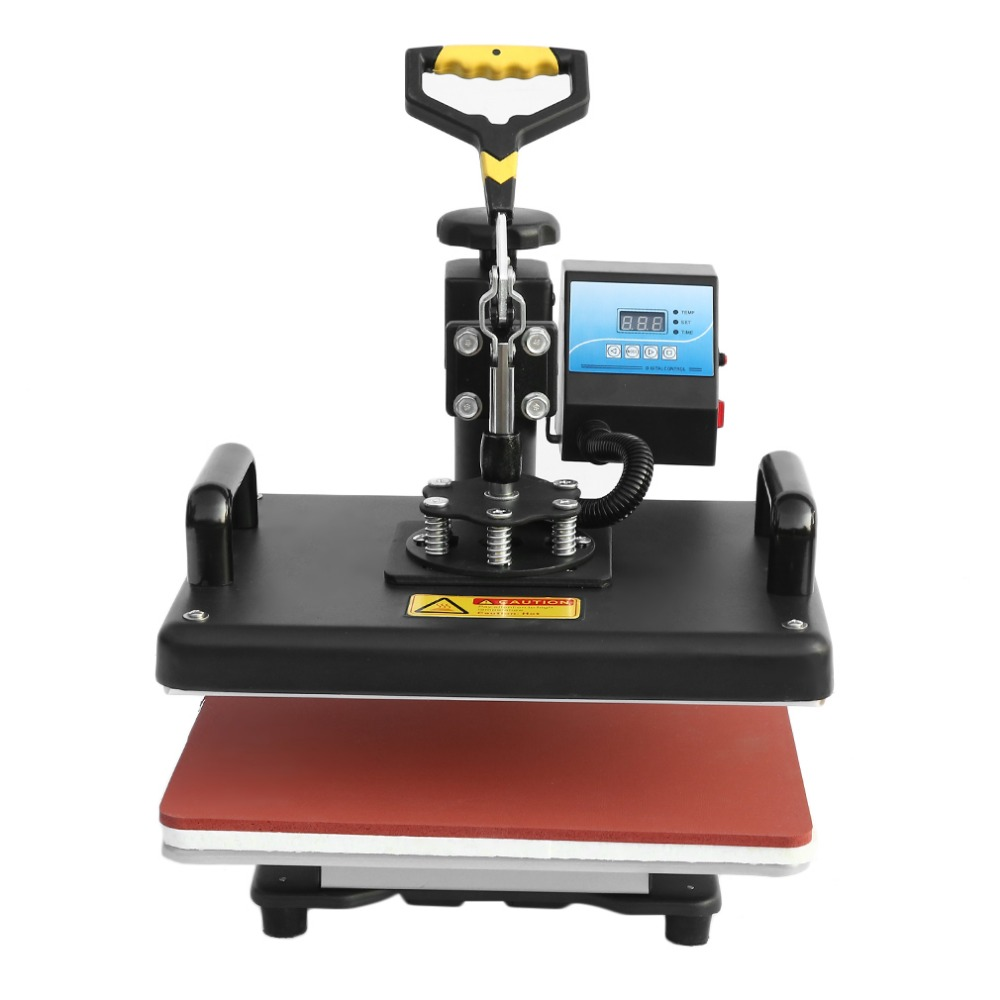 5 in 1 30*38cm Comb Heat Press Intelligent Temperature Control Thermal Transfer Printing Machine Equipment i 9103 intelligent rate of rise and fixed temperature heat detector lpcb certification