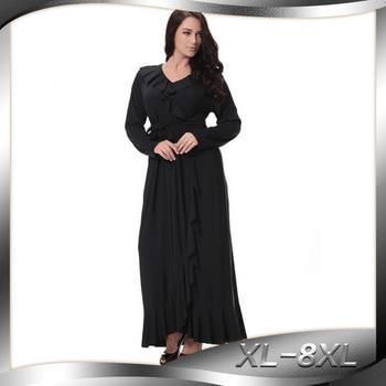 1f73117c4db Robe abaya musulmane pour les Femmes Arabe Turquie L islam Prière Caftan  Marocain Maxi Robes Longues Robes vêtements islamiques 7032