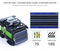 Welder Machine Core Core Alignment Fiber optic Splicer Komshine FX37 Fiber Optic Splicing Machine with FIS stripper