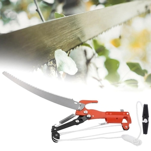 Image 4 - Garden Tools Pruning Shears Pruning High Saws Telescopic Tree Saws Perfect Sp