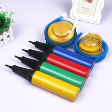 High Quality  Balloons Inflator Pump   Balloon Foot Pump and Handle Pump Balloon Accessories for Party Decoration цены