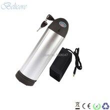 36 вольт бутылка для воды трубка e-велосипед батарея 36 В 8ah 10ah 10.4ah 11.6ah 12ah 12.8ah 13ah 13.6ah 14ah чайник электрический велосипед батарея