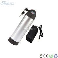 36 volt water bottle tube e bike battery 36v 8ah 10ah 10.4ah 11.6ah 12ah 12.8ah 13ah 13.6ah 14ah kettle electric bike battery