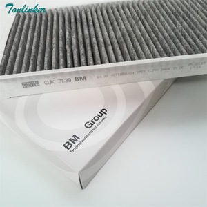 Image 4 - Cabin Filter For Bmw E60 E61 520i 530i 535i 2005 2010 Built in Activated carbon Cabin Filter Car accessories Oem 64319171858