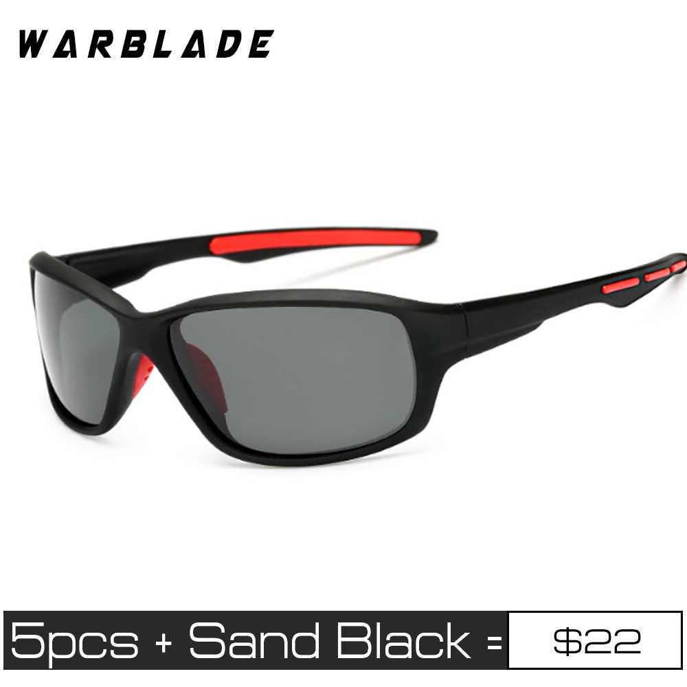 96a5bc5bf3e4 5pcs/lot New arrival Fashion polarized Sunglasses Men Travel Sun Glasses  sport sunglass For Male