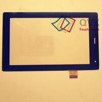 Ücretsiz kargo 7 inç dokunmatik ekran  100% Yeni dokunmatik panel  tablet PC dokunmatik panel sayısallaştırıcı Megafon giriş 3 tablet Pc
