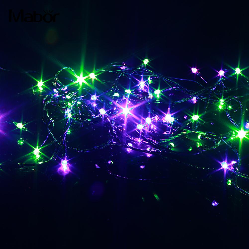 Durable String Lights Lampu Tumblr Refectory Festivous The Spring Festival Christmas  Lights String 220v In LED Strips From Lights U0026 Lighting On ...