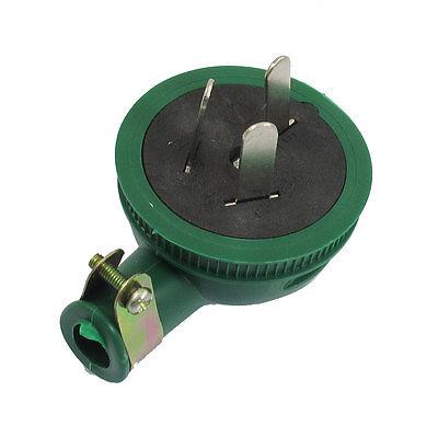 Workshop AC 250V 10A Rubber Coated Power AU Plug Adapter modular rolling workshop