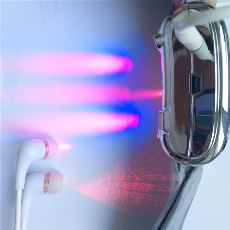 Watch Laser Therapy Tinnitus Weber Medical Laser Therapeutic Acupuncture Watch blood viscosity Improved blood flow Otitis media
