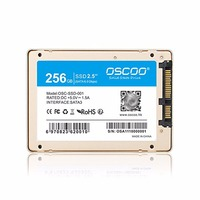 512GB OSCOO SSD 7mm 2 5inch 6GB S SATA3 Solid State Drive 512 Gb 128G 256