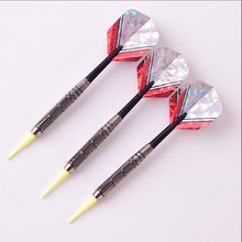 3PC/ Set 18g Professional Imitation Tungsten Steel Soft Darts Suitable for Indoor Shooting Practice Electronic