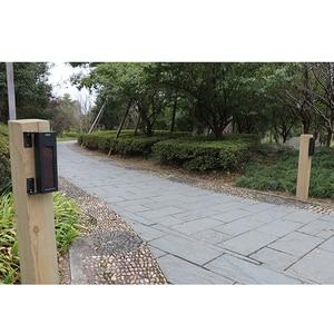 Image 5 - Solar Wireless Driveway Alarm System  1/4 Mile Long Transmission Range  190 Feet Wide Sensor Range  No Wiring No Need Replace