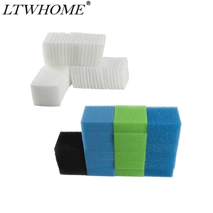 Ensemble de filtres fins, en carbone, grossiers, moyens et en Poly de qualité supérieure pour norme Juwel/BioFlow 6.0/L-in Filtres et accessoires from Maison & Animalerie    1