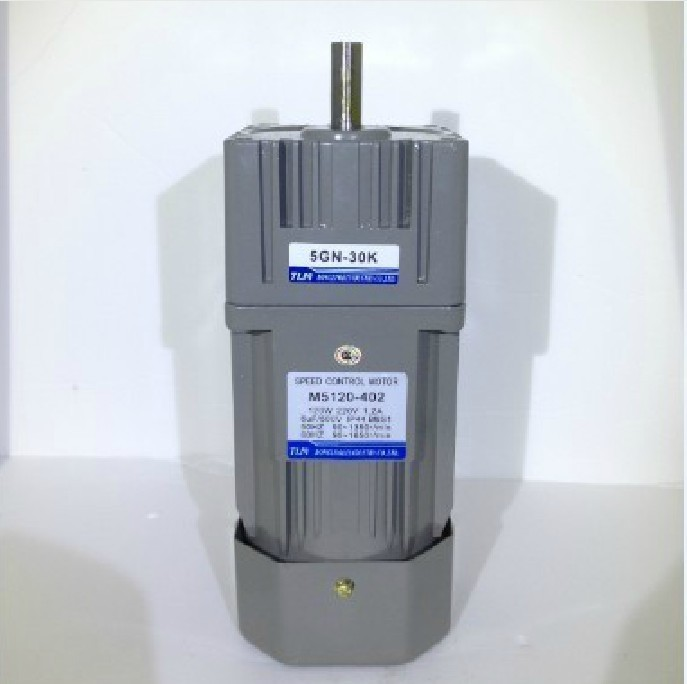 New Gear Motor /gearbox motor 5IK60GN-C in 220 VAC out Power 60W reduction ratio 1:30 have18 kinds Vertical AC motor with a fan сигнализатор поклевки hoxwell new direction k9 r9 5 1