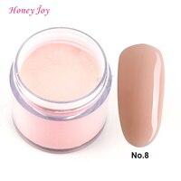 28g Box 8 Nude Color Easy To Use Dip Powder Nails Dipping Nails Long Lasting