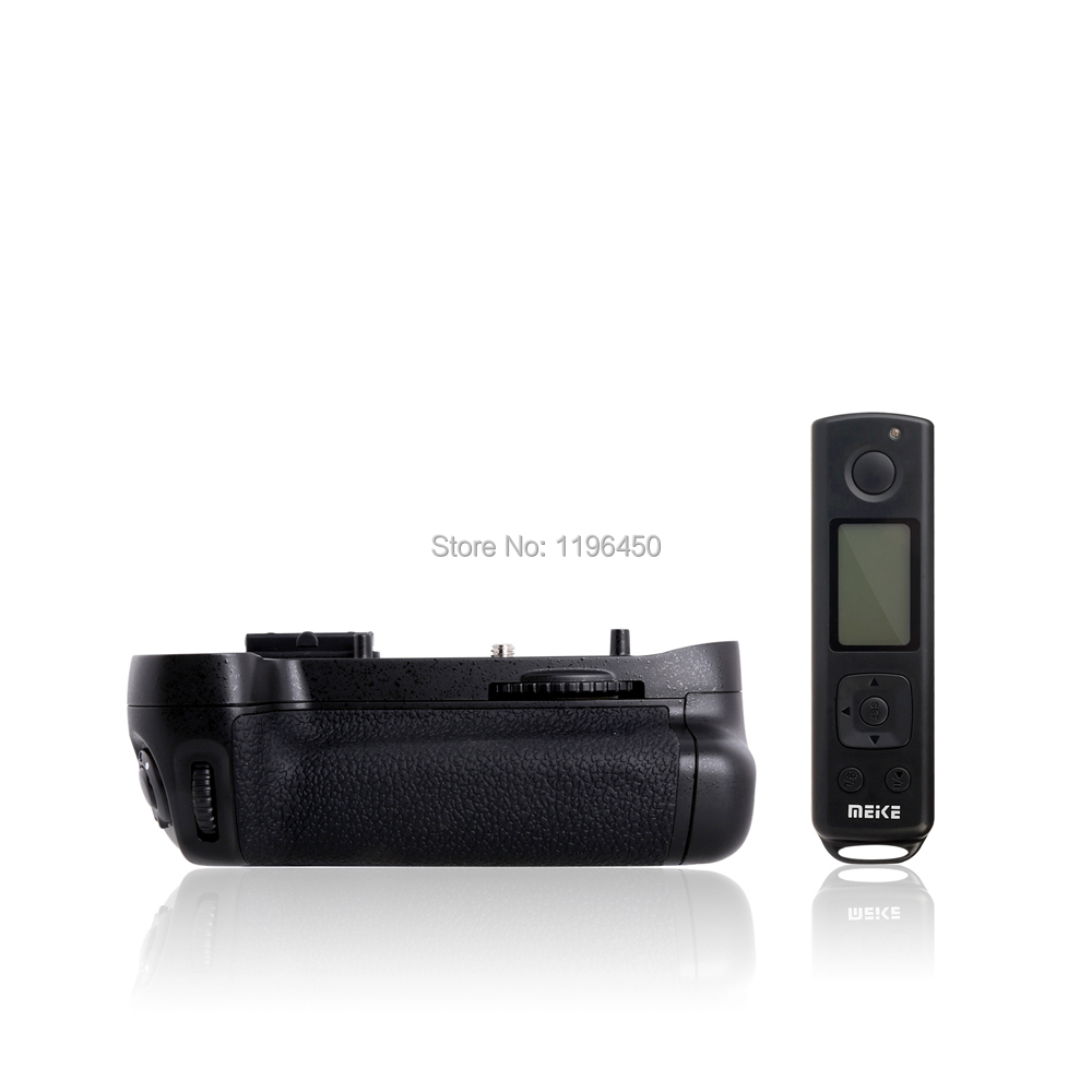 MEKE Meike MK DR7100 Remote Control Battery Grip Pack  for Nikon D7100 EN-EL15 free shipping meike vertical battery grip for nikon d7200 d7100 rechargeable li ion batteries as en el15 017209