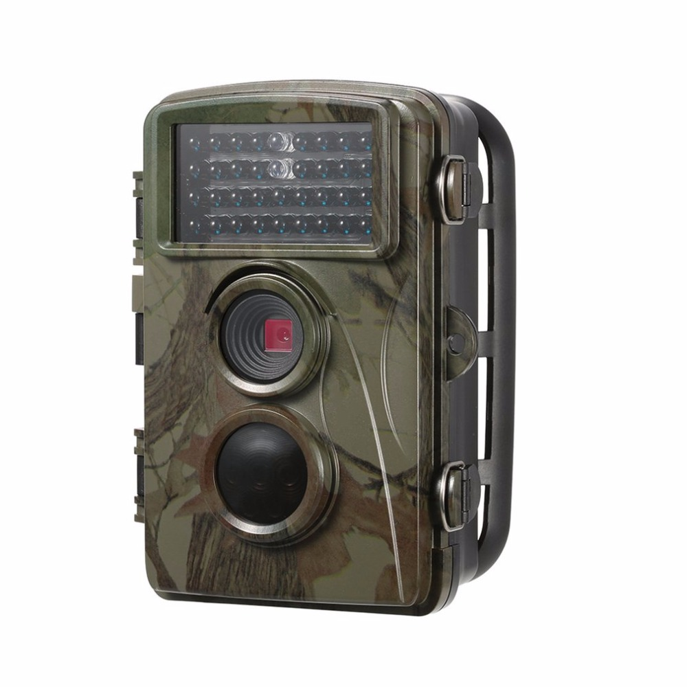 LESHP H3 Wildlife Hunting Detection Trail Camera  IP56 Waterproof Infrared Night Vision Surveillance Scouting Video Recorder free shipping wildlife hunting camera infrared video trail 12mp camera