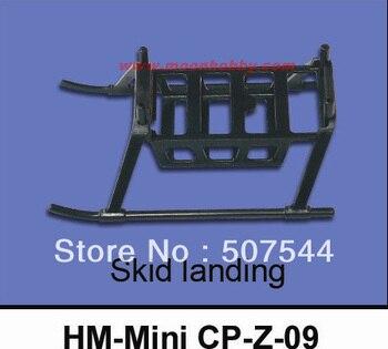 Walkera CP repuestos hm-mini CP-Z-09 Skid landing walkera Mini CP piezas Walkera envío gratis con seguimiento