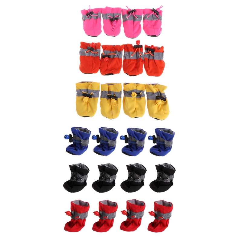 Pet Dog Shoes for Dogs Non-slip Shoes Booties Waterproof Portable Shoes For Small Dog Large Sport ...