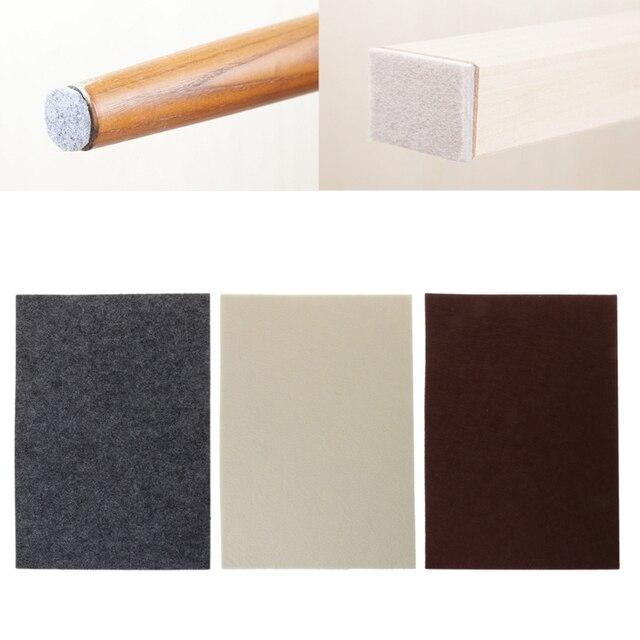 Diy Shape Self Adhesive Furniture Felt Pads To Protect Hardwood Floors