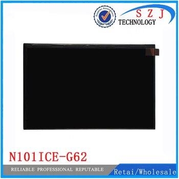 Новый 10,1 дюймов для Lenovo B8000 Yoga Tablet 10 N101ICE-G62 Rev.B1 экран ЖК-дисплея с цифровым преобразователем в сборе Бесплатная доставка