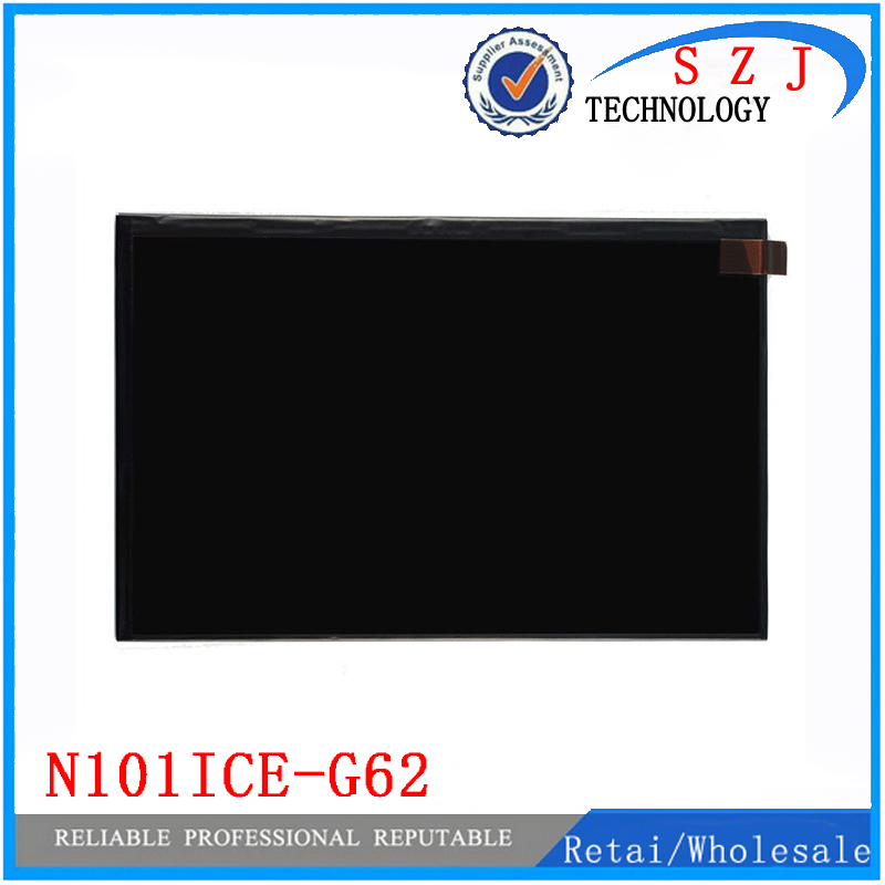 New 10.1'' Inch for Lenovo B8000 Yoga Tablet 10 N101ICE-G62 Rev.B1 Screen LCD Display Digitizer Panel Assembly Free shipping full new 10 1 inch lcd display screen touch screen panel digitizer assembly replacement for lenovo yoga tablet 2 1051 1051l