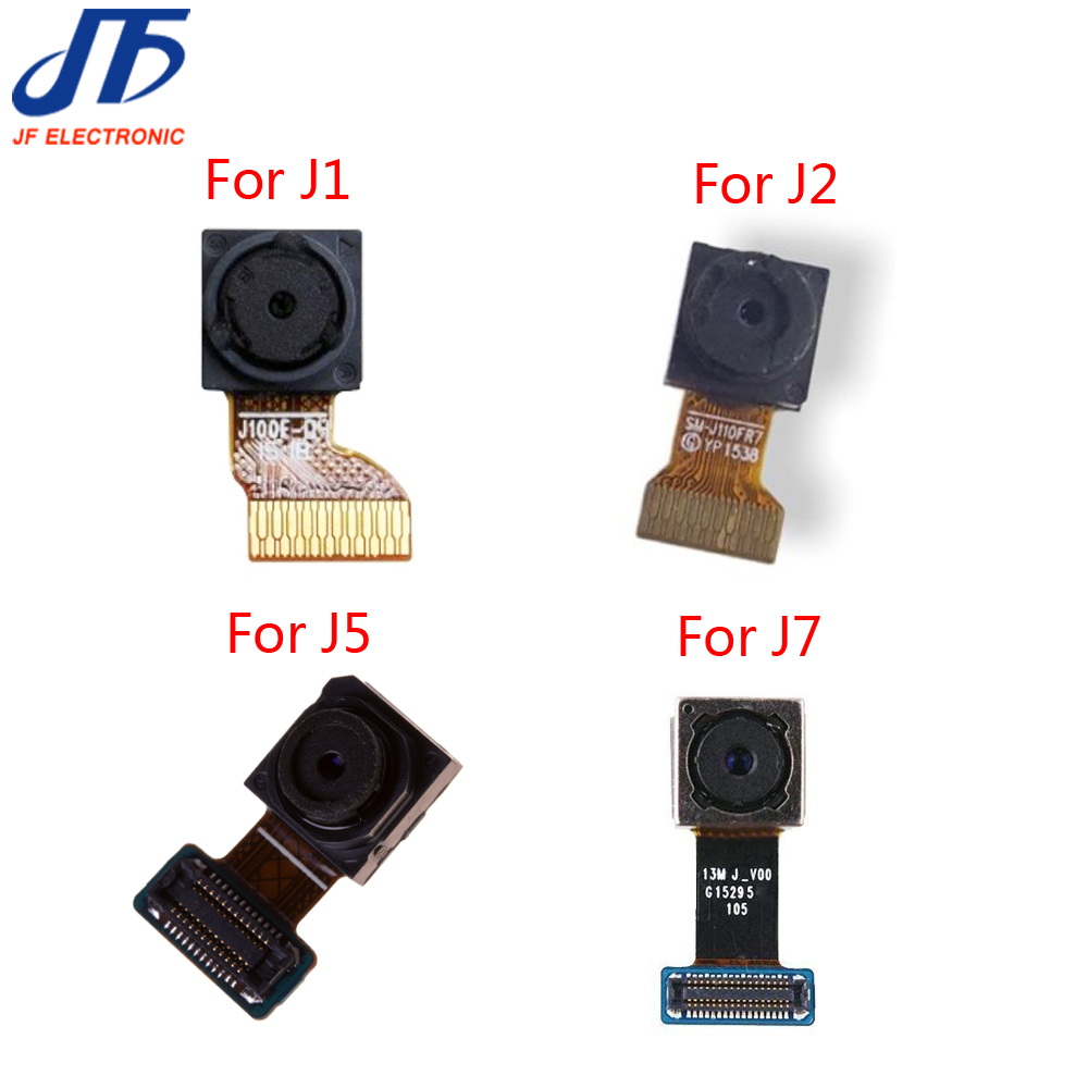 10pcslot Front Camera for Samsung Galaxy J1 J2 J5 J7 Facing Small Camera flex cable Replacement Parts free shipping