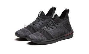 PUMA Size39-44 Fleece leather Badminton Shoes Sneakers IGNITE Wear-Resisting  Cushioning b8186bb0f