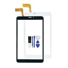 Nuevo Panel Táctil para Ginzzu GT-X853 8 pulgadas Mesa Digitalizador Del Sensor de Cristal de Reemplazo Envío Gratis