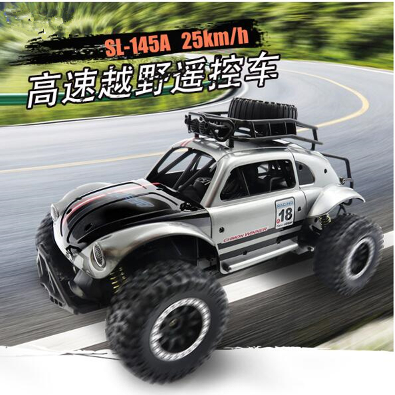 High-speed climbing car charging off-road remote control car  1:14 childrens toy  broken-resistant High-speed climbing car charging off-road remote control car  1:14 childrens toy  broken-resistant