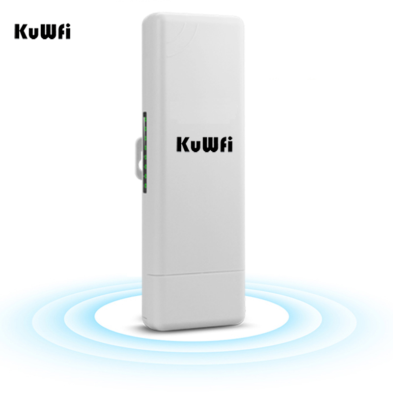 2 unids/lote 2,4 GHz 150 Mbps Wireless Outdoor CPE Router inalámbrico de larga distancia puente AP cámara de vigilancia Wifi repetidor Extender