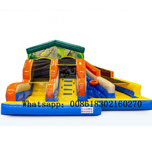 купить inflatable boucner ,inflatable bouncer with blower for kids дешево