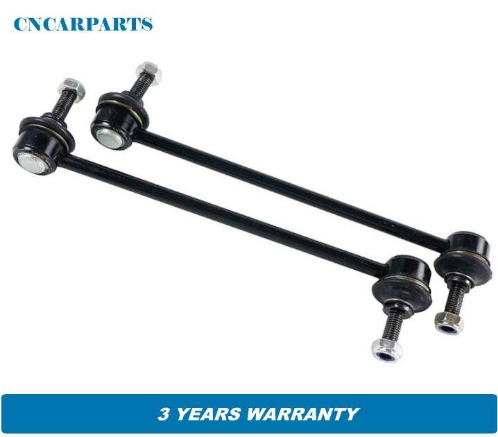 2 ชิ้นคู่ Stabilizer Link ชุด sway ป้องกันม้วนแถบลิงค์ชุดสำหรับ Nissan Versa Cube Versa หมายเหตุ, 54618-1FE0A