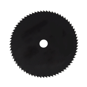 Image 4 - XCAN 1pc 85mm Nitride Coating HSS Circular Saw Blade Wood/Metal Cutter Wood Cutting Disc Saw Blade