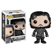 Funko POP Anime Song Of Ice Collectible Model Toys Fire Game Of Thrones Jon Snow PVC Movie Action Figure Kids Toys 2019 new movie game of thrones anime figure viserion ice dragon pvc action figures collection model toys doll gift